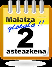 Maiatza Globala: Maiatzak 2