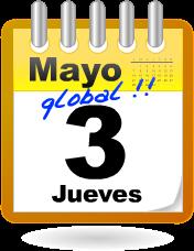 Maiatza Globala: Actividades 3 de Mayo