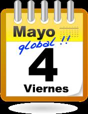 Maiatza Globala: Actividades 4 de Mayo