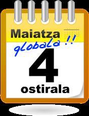 Maiatza Globala: Maiatzak 4ko jarduerak