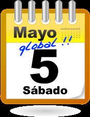 Maiatza Globala: Actividades 5 de Mayo