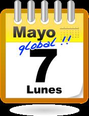 Maiatza Globala: Actividades 7 de Mayo