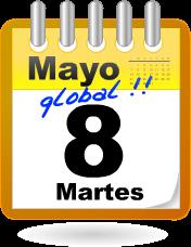Maiatza Globala: Actividades 8 de Mayo
