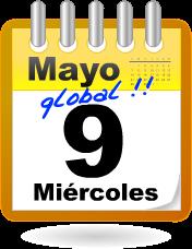 Maiatza Globala: Actividades 9 de Mayo