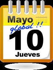 Maiatza Globala: Actividades 10 de Mayo