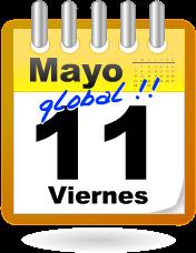 Maiatza Globala: Actividades 11 de Mayo