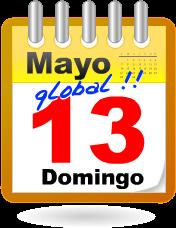 Maiatza Globala: Actividades 13 de Mayo