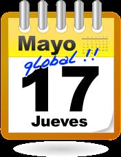Maiatza Globala: Actividades 17 de Mayo