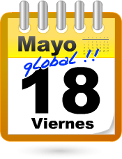 Maiatza Globala: Actividades 18 de Mayo