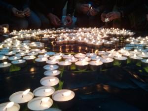 2012-05-15- Velas Aniversario 15m - Maiatza Globala