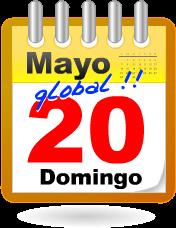 Maiatza Globala: Actividades 20 de Mayo