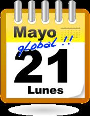 Maiatza Globala: Actividades 21 de Mayo