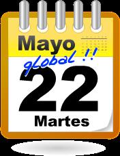 Maiatza Globala: Actividades 22 de Mayo