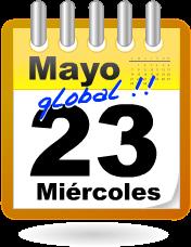 Maiatza Globala: Actividades 23 de Mayo