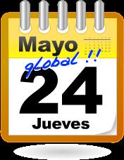 Maiatza Globala: Actividades 24 de Mayo