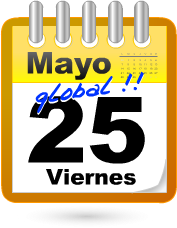 Maiatza Globala: Actividades 25 de Mayo