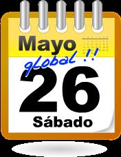 Maiatza Globala: Actividades 26 de Mayo