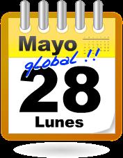 Maiatza Globala: Actividades 28 de Mayo