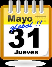 Maiatza Globala: Actividades 31 de Mayo