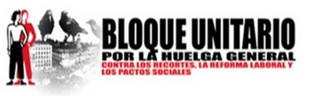 Bloque Unitario: ¡Desahucia a Bankia!
