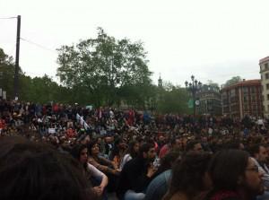 Maiatza Globala - manifestazioa