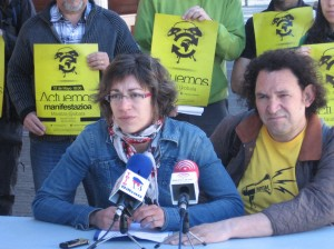 Maiatza Globala - Rueda de Prensa