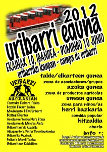 Uribarri Eguna 2012