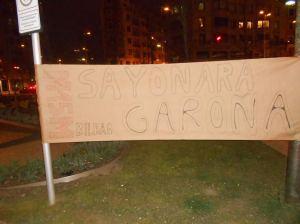 sayonara Garoña