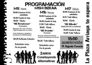 programación 15m3 cast