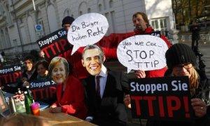 Obama y el TTIP